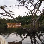 Cuyobeno Lodge entrance