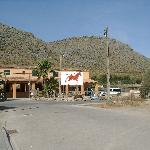 horseriding behind lagomonte, well recommended