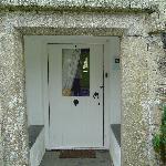 Front Door of Main House