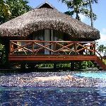 Our bungalow at Nannai
