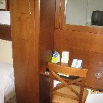 Room # 311. Desk/Mirror. August 2008.