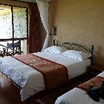 Our triple room