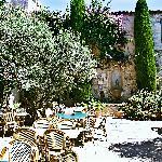 e jardin du hotel