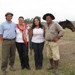 Matias, me, Deb, Don Juan