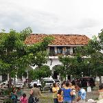 Suchitoto main square