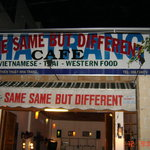 Same Same But Different Cafe Foto