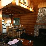 loft, kitchen, lounge
