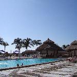Pool on a nice day