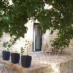 The patio - El sueno de Virila