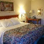 King Bed room ADA compliant