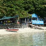 chalets and dive center