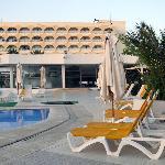 piscina , hotel