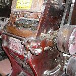 Machine used to make White Flour