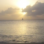 Sunset at Mullins Beach