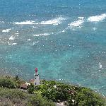 photo taken from Diamond Head