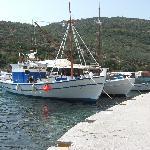 Port at Steni Vala