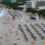 der strand vom hotel son moll