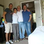 My Husband, Myself, Allan & Dominic