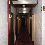 il corridoio del 2 piano