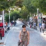 Peguera main street
