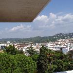 vue de l'hotel 2