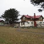 The main house of the Inn