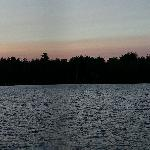 Lake Pickerel Panoramic