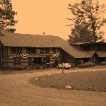 Foto de Whispering Pine Lodge