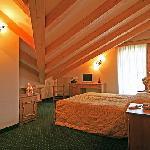 camera standard hotel dolce casa moena