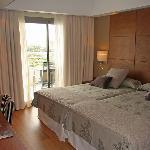 Junior suite - bedroom area