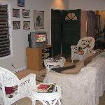 Living room Hale Eha
