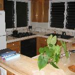 Hale Eha kitchen
