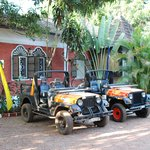 Die Ausflugs Jeeps des Casa Tres Amigos
