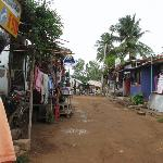 Way to Sudha Guest House