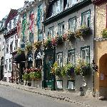 A Street in Old Quebec