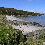 Beach on Gigha