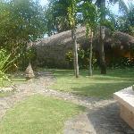 sailing club garden bungalow