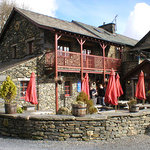 The Watermill Inn in the lake district