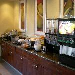 Hotel free breakfast