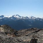 View from top of Whistler
