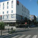 Ibis Hotel Bordeaux bastide