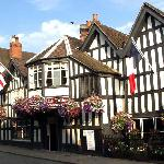 The Talbot 3 Star Coaching Inn c1596