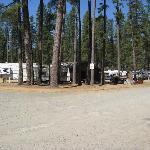 NV County Fairground RV Entrance