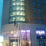 The Hotel--Outside, Night View