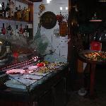 antipasti bar