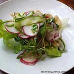 Salt & Pepper Cuttlefish Salad
