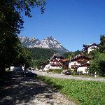 The village of Ramsau