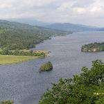 Queen's View Loch Tummel Scotland