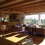 Bar accanto alla sala colazioni