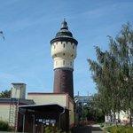 Pilsner Urquell Brewery Tour - Dutch lighthouse